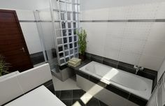 Luxfery – skleněné dlaždice do klasických i moderních interiérů | Bydlení pro každého