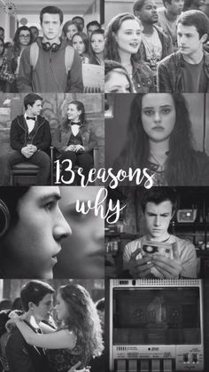 13 Reasons Why / Hannah Baker, Clay Jensen, Wallpapers, lockscreen
