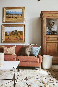 Doran Taylor -- Interior Design -- @dorantaylor