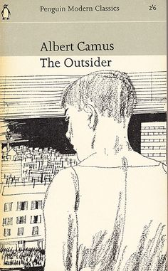 Albert Camus, The Outsider. Penguin modern classics