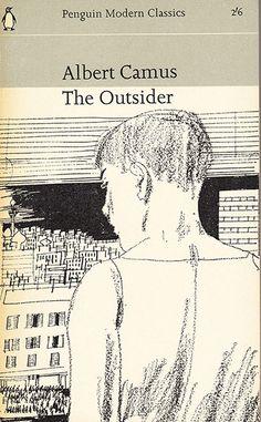 Albert Camus, The Outsider. Penguin modern classics