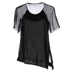 Helmut Lang T-Shirt - Women Helmut Lang T-Shirts online on YOOX United Kingdom