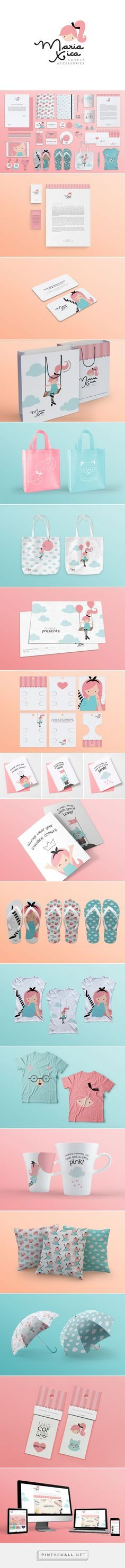 Maria-Xica-Lovely-Accessories-Branding-on-Behance | Fivestar Branding – Design and Branding Agency & Inspiration Gallery