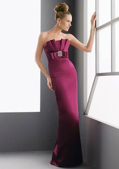 resultado de imagen para revista de vestidos elegantes
