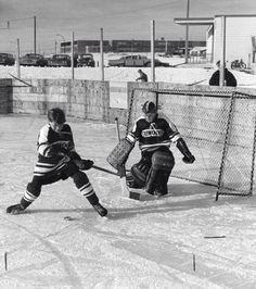 Outdoor hockey at triwood Calgary, Hockey, Canada, Outdoor, Outdoors, Field Hockey, Outdoor Games, The Great Outdoors, Ice Hockey