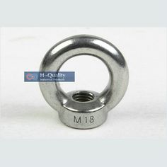 29.50$  Watch here - http://alikow.shopchina.info/go.php?t=1065468527 - Rigging Hardware Heavy Duty M24 DIN582 Metric Thread Stainless Steel 304 Lifting Screw Eye Nut  #magazine