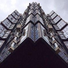 Sky's the limit via aitorgalcera- photography, architecture, design