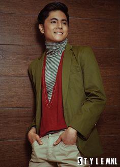 MIGUEL TANFELIX King, Blazer, Idol, How To Wear, Jackets, Fashion, Down Jackets, Moda, Fashion Styles