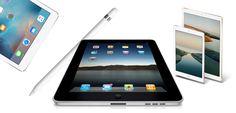 El iPad cumple 7 años, repasamos la historia de la tablet de Apple - http://www.actualidadiphone.com/ipad-cumple-7-anos-veamos-nos-ha-dejado-la-tablet-apple-este-tiempo/
