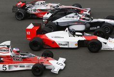 #McLaren at the #Goodwood Festival of Speed.