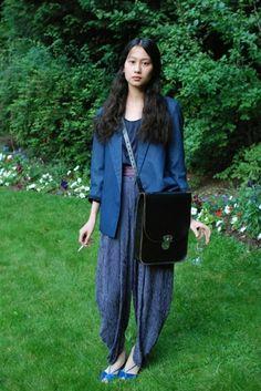 Sarah-Linh Tran Look Fashion, Fashion Outfits, Womens Fashion, Girls Run The World, Minimal Fashion, Mode Inspiration, Fashion Pictures, Spring Summer Fashion, Style Icons