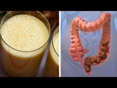 Trink dieses Getränk, um Gifte aus deinem Körper zu spülen! - YouTube Weight Watcher Desserts, Healthy Drinks, Healthy Recipes, Healthy Food, Cocktail Drinks, Good To Know, Glass Of Milk, Detox, Pudding