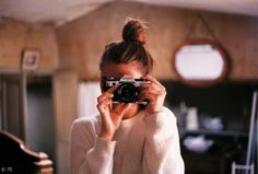 Self Portrait by Manon Vacher