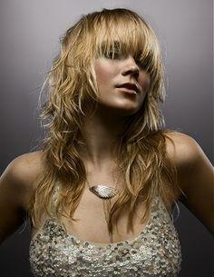 Peinados a la Moda: Cortes de pelo largo en capas para el 2013