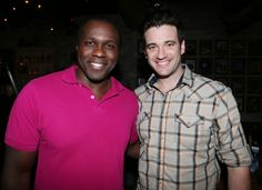 Joshua Henry and Colin Donnell