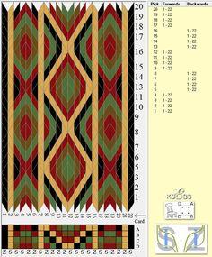 Quilt Block Patterns, Pattern Blocks, Quilt Blocks, Inkle Weaving Patterns, Tribal Bags, Inkle Loom, Card Weaving, Viking Clothing, Textiles