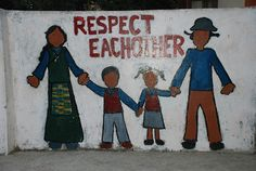 I choose this picture because it emphasizes respect to each other.Global citizenship nurtures personal respect and respect for others, wherever we live. As emerging ECEs, we should demonstrate our respect to children by allowing them time, giving them choices, and listening to the children.