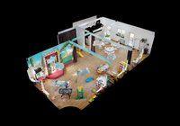 Spatiu de Petreceri Castelul Alice in Wonderland - Matterport 3D Showcase
