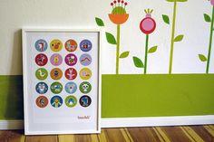 poster - child room