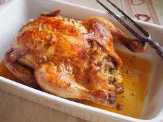 Hlavní jídla :: RECEPTY ZE ŠUMAVSKÉ VESNICE Poultry, Turkey, Chicken, Meat, Recipes, Backyard Chickens, Turkey Country, Rezepte, Recipe