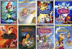 50 Things You Might Not Know about Your Favorite Disney Films, 1989-1997 Edition