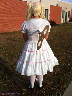 Wind-up Doll - Homemade costumes for women