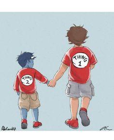 """Max and Rafe"""