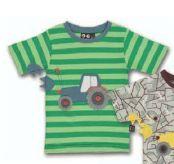 T-shirt tracteur 2a-6/8a 35€