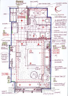 hotel planos east hong kong room layout - G - hotel Hotel Floor Plan, House Floor Plans, Resort Plan, Craftsman Floor Plans, Architectural Floor Plans, Interior Design Layout, Hotel Room Design, Apartment Plans, Hotel Interiors