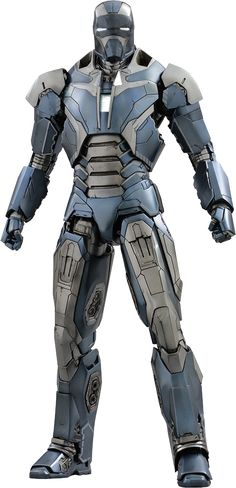 Hot Toys Iron Man Mark XL - Shotgun Sixth Scale Figure