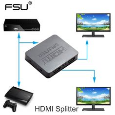 Cheap hdmi remote switch, Buy Quality hdmi cable tv computer directly from China hdmi 2 port splitter Suppliers: HDCP HDMI Splitter Full HD Video HDMI Switch Switcher Split 1 in 2 Out Amplifier Dual Display For HDTV DVD Xbox Ps3, Xbox, Hdmi Splitter, Shipping Packaging, Cable Modem, Education And Training, Digital Audio, Bluetooth Speakers, Power Cable