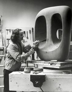 Jeanette Winterson: Barbara Hepworth's epic works changed the face of sculpture - Telegraph