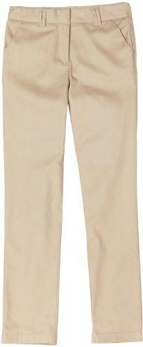 Nautica Sportswear Kids Girls 7-16 Stretch Twill Skinny Pant - List price: $34.00 Price: $15.99 Saving: $18.01 (53%) + Free Shipping
