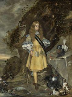 Memorieportret van Moses ter Borch, Gerard ter Borch (II), Gesina ter Borch, 1667 - 1669