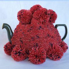 Funky teapot cosy