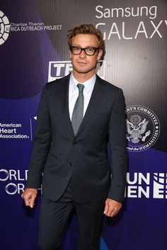 Simon Baker - Stars at Variety's Power of Women Event