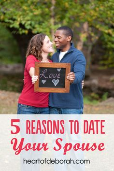 L solo dating your spouse