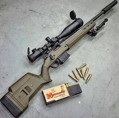 Remington .243 Magpul Hunter 700