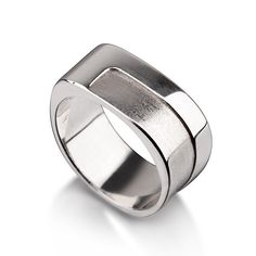 Mens ring  On a terrace mens jewelry. $112.00, via Etsy.