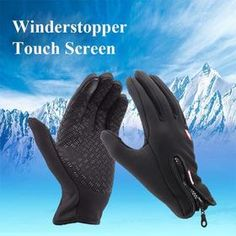 New Arrived Brand Women Men M L XL Ski Gloves Snowboard Gloves Motorcycle Riding Winter Touch Screen Snow Windstopper Glove Women's Ski Gloves, Snowboard Gloves, Bike Gloves, Motorcycle Gloves, Mens Gloves, Ski And Snowboard, Best Winter Gloves, Waterproof Gloves, Protective Gloves