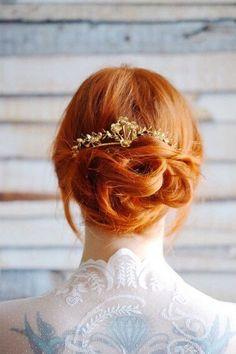 Theme, Redhead teen tiara can