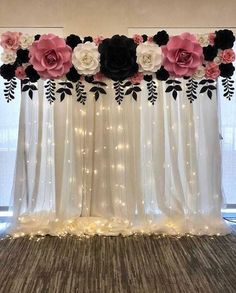 Details that make your xv year party different. 15 ideas to celebrate your xv year party . - Details that make your xv year party different. 15 ideas to decorate your xv year party. 15 ideas t - Quinceanera Decorations, Birthday Decorations, Wedding Decorations, Quinceanera Party, Birthday Backdrop, Casino Party Decorations, Party Planning, Wedding Planning, Wedding Ideas