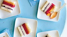 This light-as-air cake stays soft even when frozen. Use it to make our Striped Ice Cream Cake.