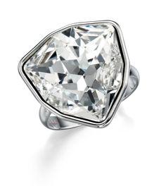 Paradisco - Allure Swarovski Elements Crystal Ring