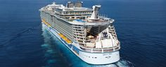 Official Royal Caribbean Oasis of the Seas page. Can't wait!