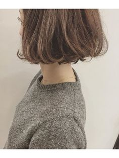 ★blues★大人ショートボブスタイル毛先パーマ - 24時間いつでもWEB予約OK!ヘアスタイル10万点以上掲載!お気に入りの髪型、人気のヘアスタイルを探すならKirei Style[キレイスタイル]で。