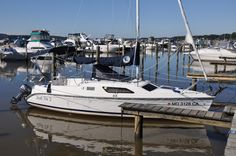25 Hunter Sailboat for Sale   Sailing Yachts   Just Us 2   Curtis Stokes Yacht brokers