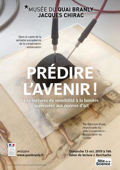 musée du quai Branly - Jacques Chirac - Production - musée du quai Branly - Jacques Chirac - Prédire l'avenir ! Les mesures de sensibilité à la lumière appliquées aux œuvres d'art