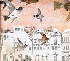 Provensen Illustration by meetmeatmikes, via Flickr