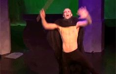 My favorite gif  | Very Potter Musical - That Joe Walker..